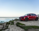 2020 Porsche Macan GTS (Color: Carmine Red) Front Three-Quarter Wallpapers 150x120 (30)