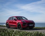 2020 Porsche Macan GTS (Color: Carmine Red) Front Three-Quarter Wallpapers 150x120 (16)