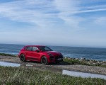 2020 Porsche Macan GTS (Color: Carmine Red) Front Three-Quarter Wallpapers 150x120 (17)