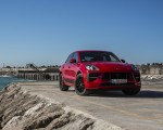 2020 Porsche Macan GTS (Color: Carmine Red) Front Wallpapers 150x120 (32)