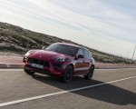 2020 Porsche Macan GTS (Color: Carmine Red) Front Wallpapers 150x120 (6)