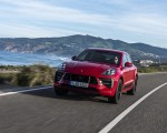 2020 Porsche Macan GTS (Color: Carmine Red) Front Wallpapers 150x120 (1)