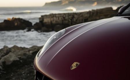 2020 Porsche Macan GTS (Color: Carmine Red) Hood Wallpapers 450x275 (40)