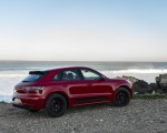 2020 Porsche Macan GTS (Color: Carmine Red) Rear Three-Quarter Wallpapers 150x120 (33)