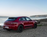 2020 Porsche Macan GTS (Color: Carmine Red) Rear Three-Quarter Wallpapers 150x120 (34)
