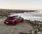 2020 Porsche Macan GTS (Color: Carmine Red) Rear Three-Quarter Wallpapers 150x120 (35)