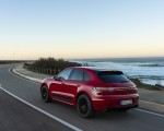 2020 Porsche Macan GTS (Color: Carmine Red) Rear Three-Quarter Wallpapers 150x120 (9)