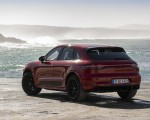2020 Porsche Macan GTS (Color: Carmine Red) Rear Three-Quarter Wallpapers 150x120 (36)