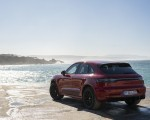 2020 Porsche Macan GTS (Color: Carmine Red) Rear Three-Quarter Wallpapers 150x120 (37)