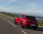 2020 Porsche Macan GTS (Color: Carmine Red) Rear Three-Quarter Wallpapers 150x120 (10)