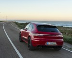 2020 Porsche Macan GTS (Color: Carmine Red) Rear Wallpapers 150x120 (11)