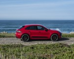 2020 Porsche Macan GTS (Color: Carmine Red) Side Wallpapers 150x120 (26)