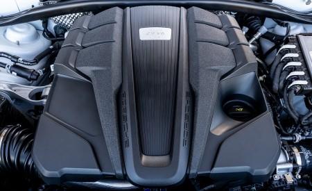 2020 Porsche Macan GTS (Color: Carrara White Metallic) Engine Wallpapers 450x275 (193)