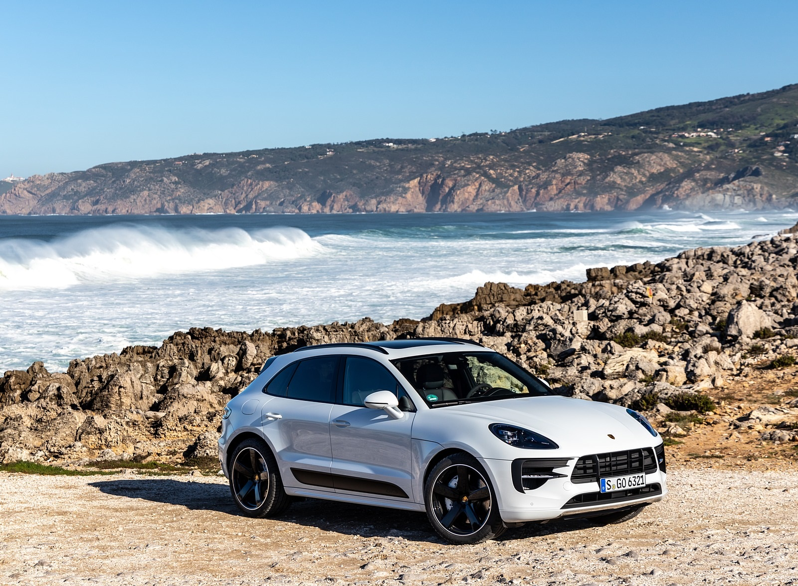 2020 Porsche Macan Gts Color Carrara White Metallic Front Three Quarter Wallpapers 182 Newcarcars