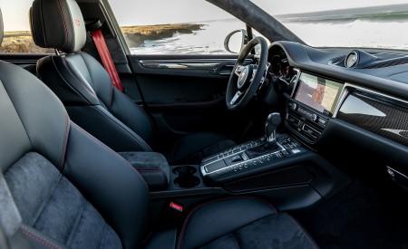 2020 Porsche Macan GTS (Color: Carrara White Metallic) Interior Seats Wallpapers 450x275 (197)