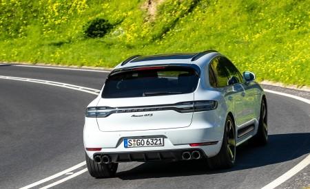 2020 Porsche Macan GTS (Color: Carrara White Metallic) Rear Wallpapers 450x275 (157)
