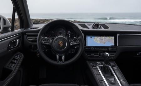 2020 Porsche Macan GTS (Color: Crayon) Interior Cockpit Wallpapers 450x275 (104)