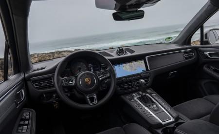 2020 Porsche Macan GTS (Color: Crayon) Interior Cockpit Wallpapers 450x275 (106)