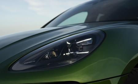 2020 Porsche Macan GTS (Color: Mamba Green Metallic) Headlight Wallpapers 450x275 (152)