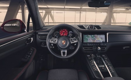 2020 Porsche Macan GTS Interior Cockpit Wallpapers 450x275 (210)