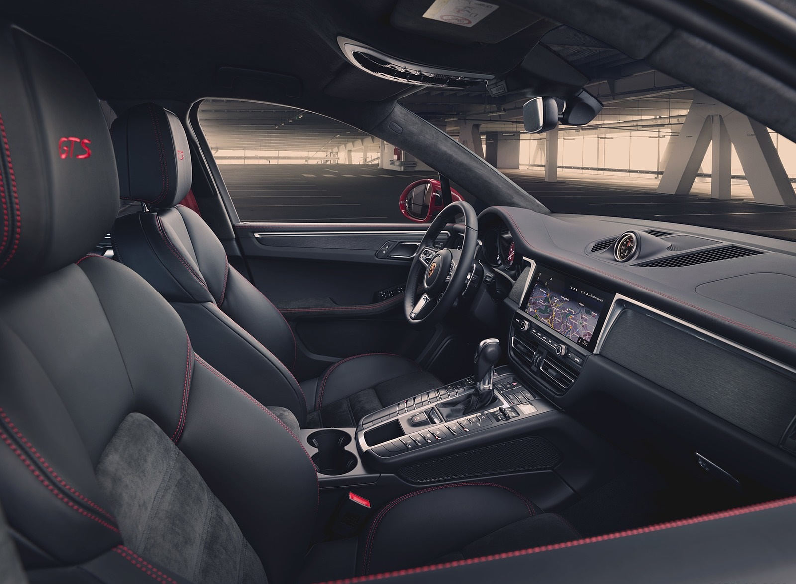 2020 Porsche Macan Gts Interior Wallpapers 211 Newcarcars