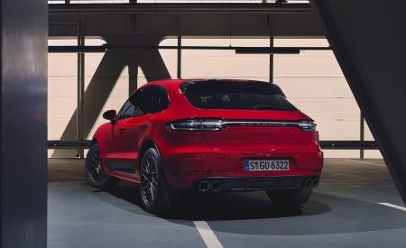 2020 Porsche Macan GTS Rear Three-Quarter Wallpapers 450x275 (204)