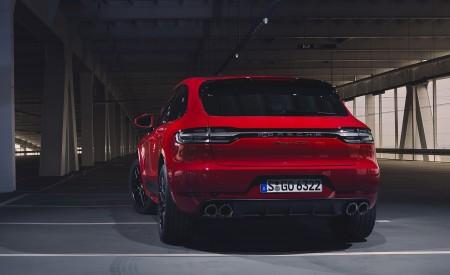 2020 Porsche Macan GTS Rear Wallpapers 450x275 (205)
