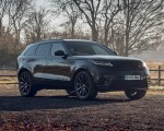 2020 Range Rover Velar R-Dynamic Black Front Three-Quarter Wallpapers 150x120 (5)