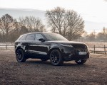2020 Range Rover Velar R-Dynamic Black Front Three-Quarter Wallpapers 150x120 (6)