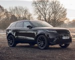 2020 Range Rover Velar R-Dynamic Black Front Three-Quarter Wallpapers 150x120 (8)