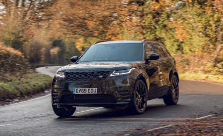 2020 Range Rover Velar R-Dynamic Black Wallpapers & HD Images
