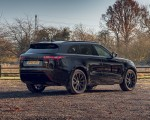 2020 Range Rover Velar R-Dynamic Black Rear Three-Quarter Wallpapers 150x120 (11)
