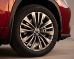 2020 Toyota Highlander Platinum Hybrid AWD (Color: Ruby Flare Pearl) Wheel Wallpapers 150x120 (11)