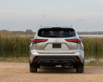 2020 Toyota Highlander XLE (Color: Silver Metallic) Rear Wallpapers 150x120 (17)