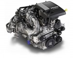 2021 Chevrolet Suburban 3.0L Duramax Turbo-Diesel Engine Wallpapers 150x120 (32)