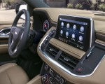 2021 Chevrolet Suburban Central Console Wallpapers 150x120 (15)