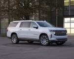 2021 Chevrolet Suburban Front Three-Quarter Wallpapers 150x120 (6)