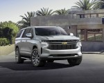 2021 Chevrolet Suburban Front Three-Quarter Wallpapers 150x120 (5)