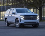 2021 Chevrolet Suburban Front Wallpapers 150x120 (8)