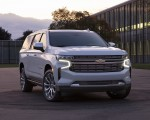 2021 Chevrolet Suburban Front Wallpapers 150x120 (7)