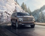 2021 Chevrolet Suburban Front Wallpapers 150x120 (1)