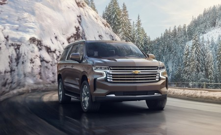 2021 Chevrolet Suburban Wallpapers HD