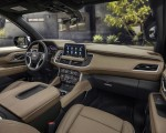 2021 Chevrolet Suburban Interior Wallpapers 150x120 (18)