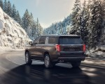 2021 Chevrolet Suburban Rear Three-Quarter Wallpapers 150x120 (3)