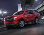2021 Chevrolet Tahoe RST Front Three-Quarter Wallpapers 150x120 (7)