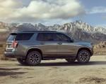 2021 Chevrolet Tahoe Z71 Rear Three-Quarter Wallpapers 150x120 (2)