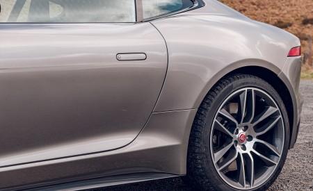 2021 Jaguar F-TYPE Coupe R-Dynamic P450 AWD (Color: Eiger Grey) Detail Wallpapers 450x275 (56)
