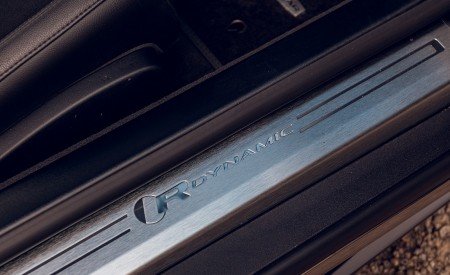 2021 Jaguar F-TYPE Coupe R-Dynamic P450 AWD (Color: Eiger Grey) Door Sill Wallpapers 450x275 (89)