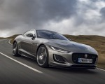 2021 Jaguar F-TYPE Coupe R-Dynamic P450 AWD (Color: Eiger Grey) Front Three-Quarter Wallpapers 150x120 (44)