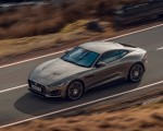 2021 Jaguar F-TYPE Coupe R-Dynamic P450 AWD (Color: Eiger Grey) Front Three-Quarter Wallpapers 150x120 (46)
